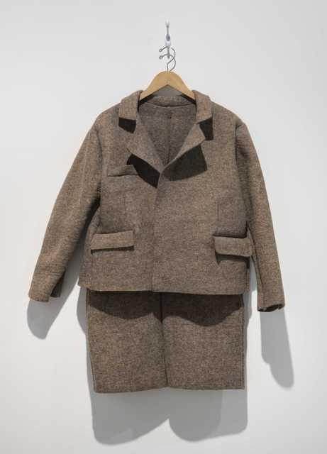 , 'Women's Felt Suit (Prototype),' 2012, Mitchell-Innes & Nash