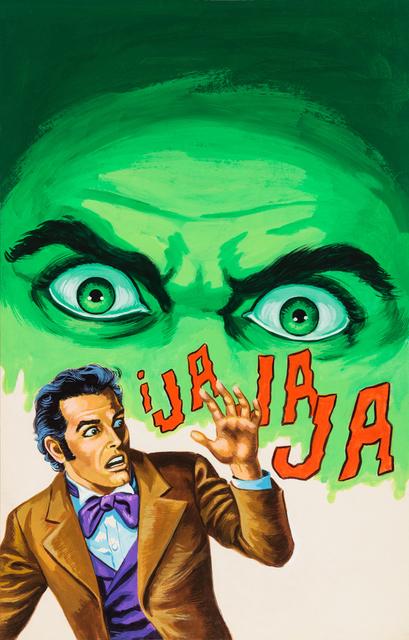 , 'Untitle (Ja ja ja),' c. 1960-75, Ricco/Maresca Gallery