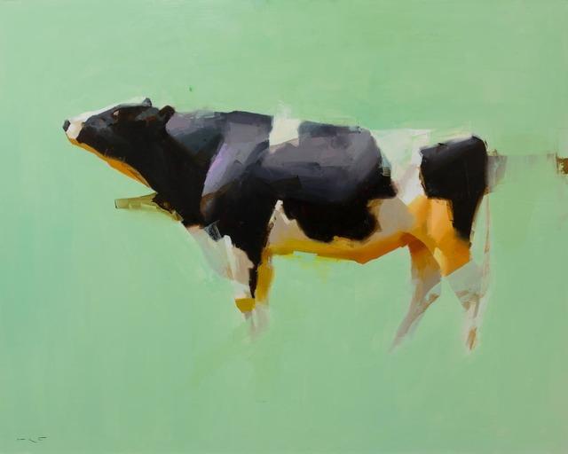 , 'Bull,' 2018, Gallerí Fold