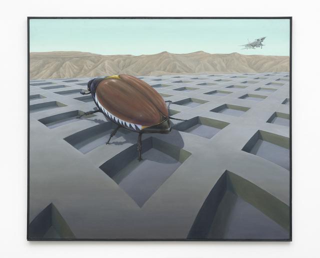 , '... der Vater ist im Krieg,' 1974, PPC Philipp Pflug Contemporary