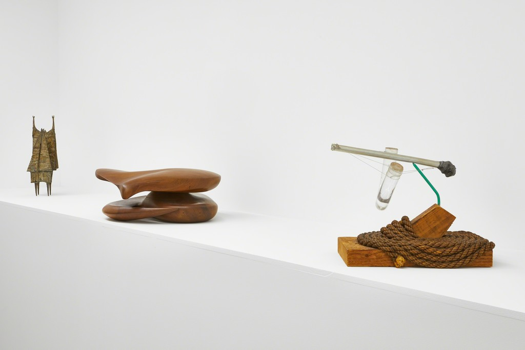 A Brief History Of Shaped Modernity Galerie Mitterrand Artsy