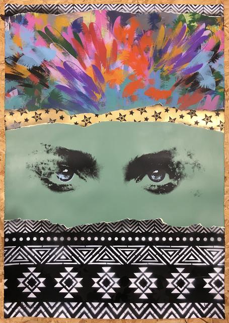 , 'One Look! VG,' 2017, Lawrence Alkin Gallery