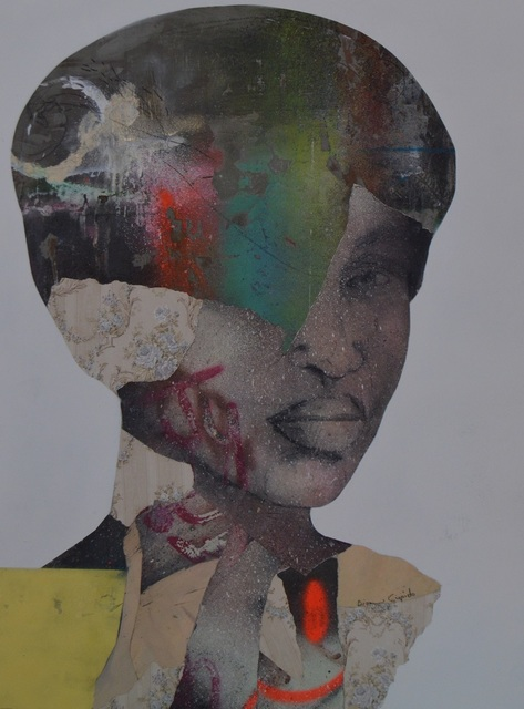 , 'Untitled 1,' 2017, Worldart
