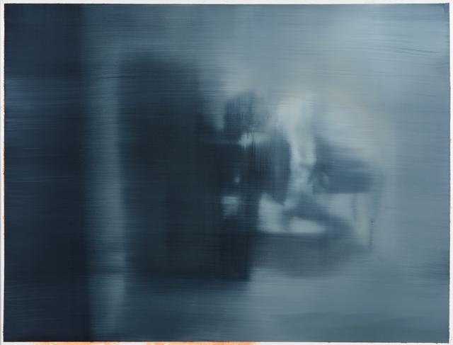 , 'Hang on, let go,' 2017, Barnard Gallery