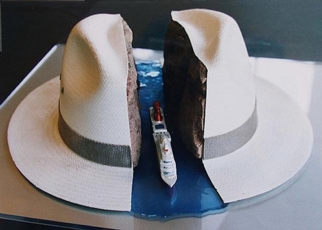 , 'Panama Canal,' 1997, International Sculpture Center