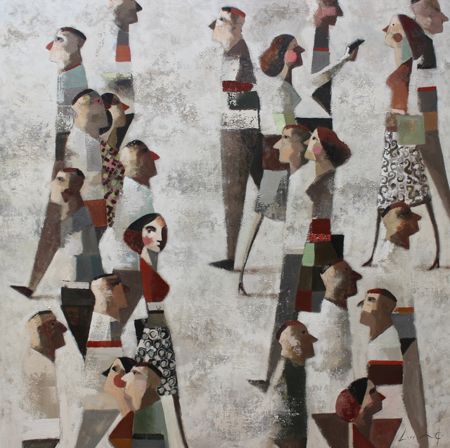, 'Acuérdate,' 2016, GALERIA JORDI BARNADAS