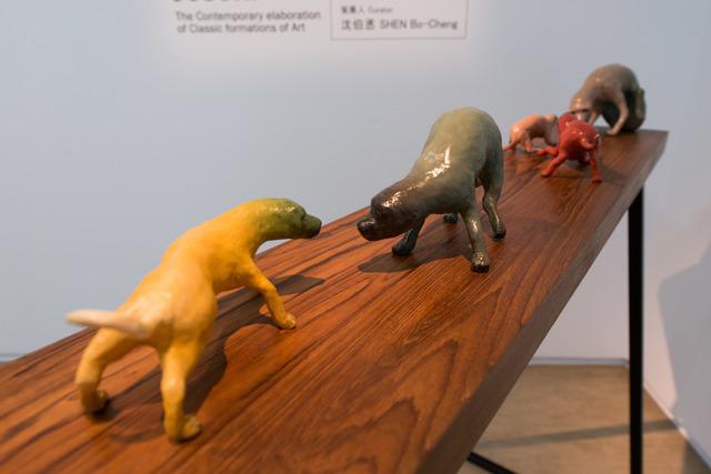 , '立體雕塑,' 2017-2018, Lin & Lin Gallery