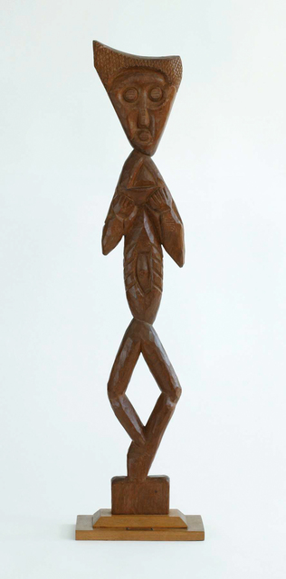 , 'Untitled (Figure Inspired by African Sculpture),' c.1950, Michael Rosenfeld Gallery