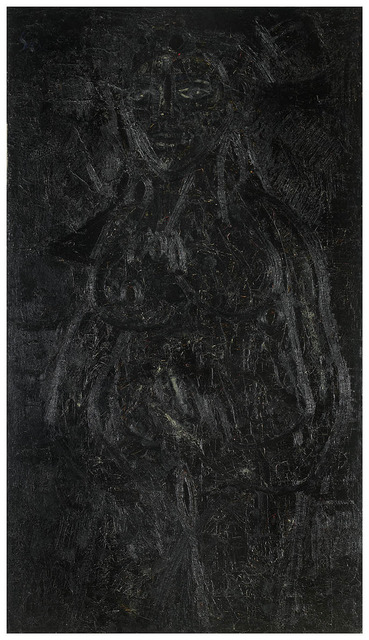 , 'Black Nude,' 1965, Grosvenor Gallery