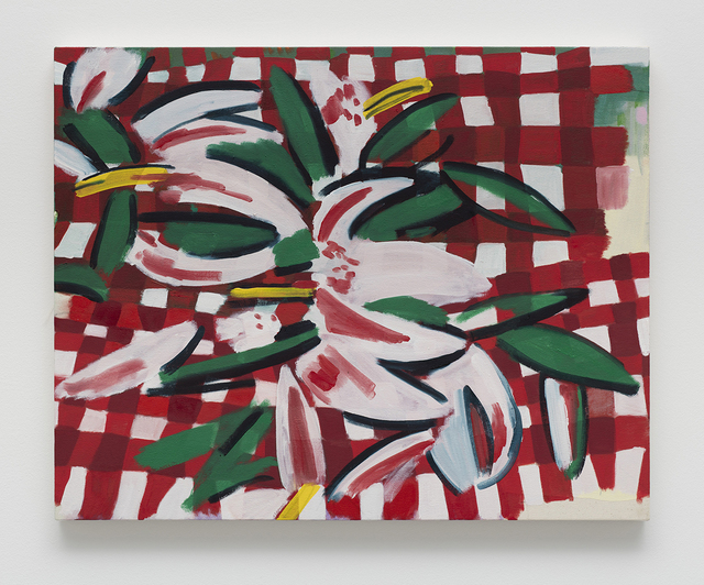 , 'Lilies,' 2017, Honor Fraser