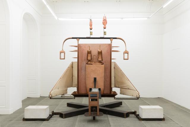 , 'Xinox,' 1968-1977, Galerie Krinzinger