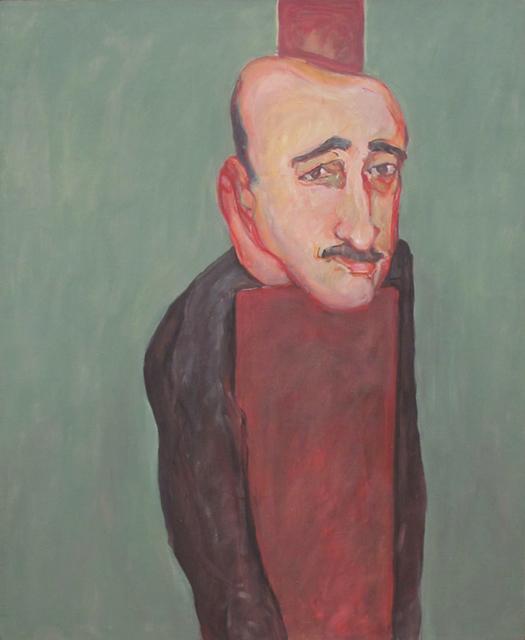 , 'Munif al-Razzaz,' 1965, Meem Gallery