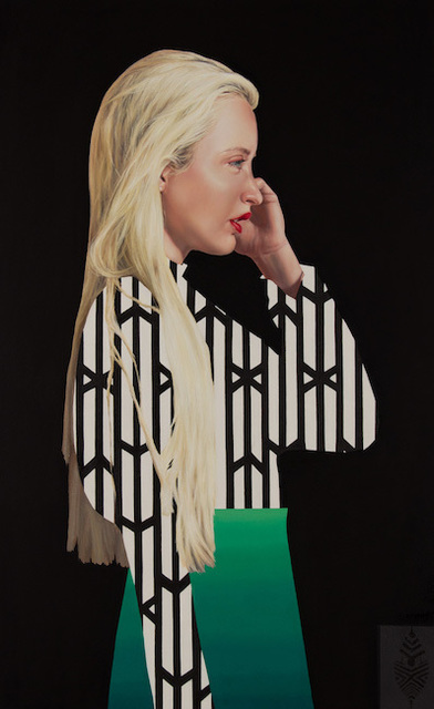 , 'Marie,' 2018, Julie Nester Gallery