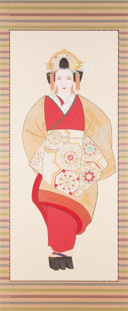 , 'Theoretical dress,' 2016, Imura Art Gallery