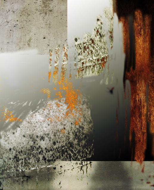 , 'Ruin II (Erased Space),' 2014, Galerie Guido W. Baudach