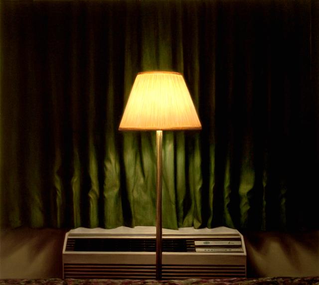 Dan Witz, 'Econo Lodge Lamp III', 2007