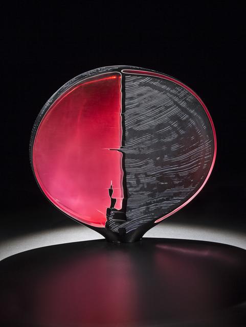 , 'LUNAR LIGHT ROSE,' 2015, Traver Gallery