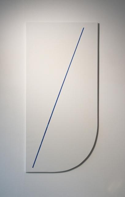 , 'Oblique,' 2018, Hakgojae Gallery