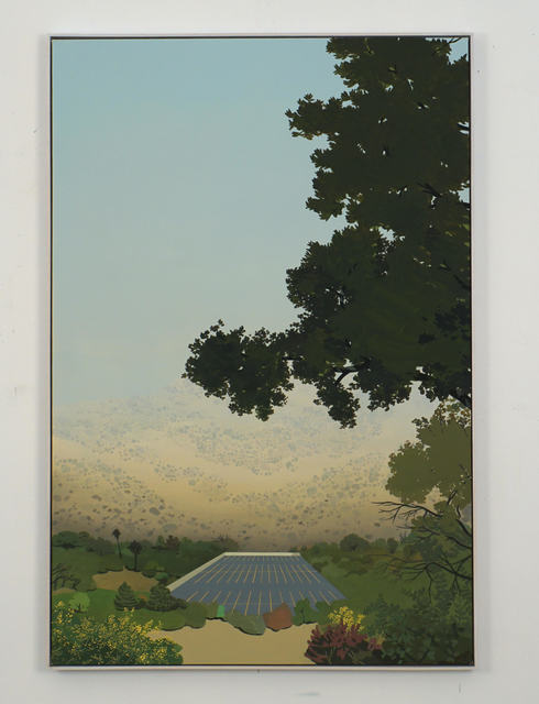 , 'Clear Creek 5,' 2018, Gregory Lind Gallery