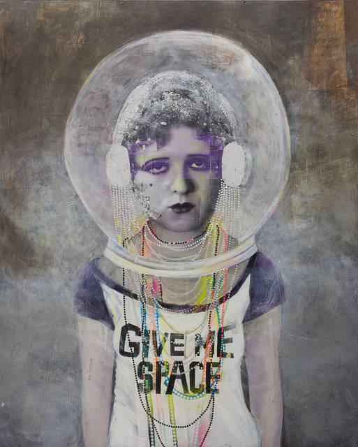 , 'Give Me Space,' 2016, DETOUR Gallery