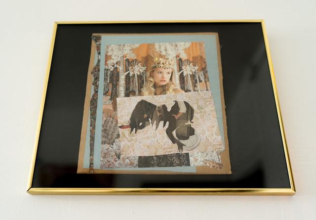 , 'Fallen Crown (I of III),' 2015, Dominique Gallery