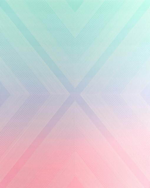 , 'X(1),' 2017, Dillon + Lee