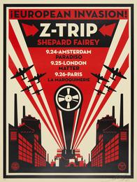 European Invasion Z-Trip