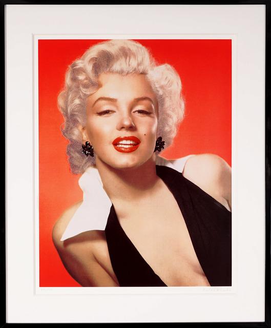 Peter Blake, 'Marilyn', 2010, Print, Silkscreen and diamond dust, Artsy x Forum Auctions