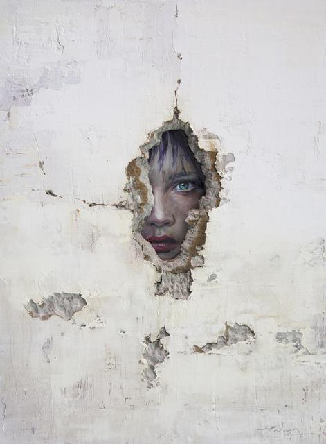 , 'Set me free,' 2018, NextStreet Gallery