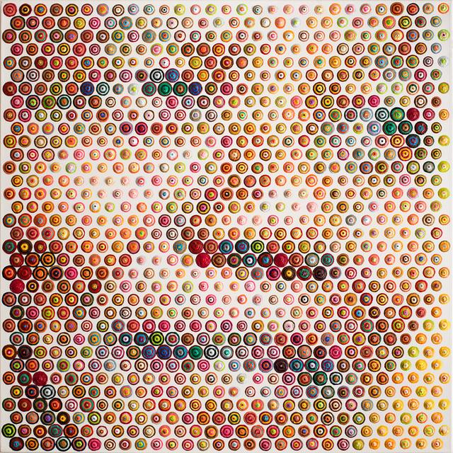 , 'Nelson Mandela,' 2013, SmithDavidson Gallery