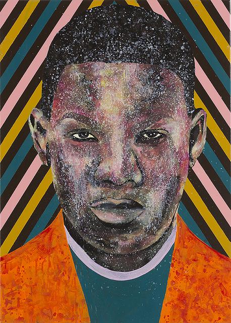 , 'untitled,' 2015, Galerie Mikael Andersen