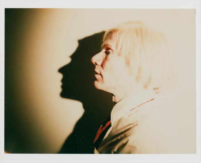 Andy Warhol, 'Self-Portrait (The Shadow)', 1981, Kasmin