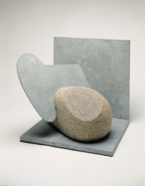 , 'Pierced Stone,' , Noguchi Museum