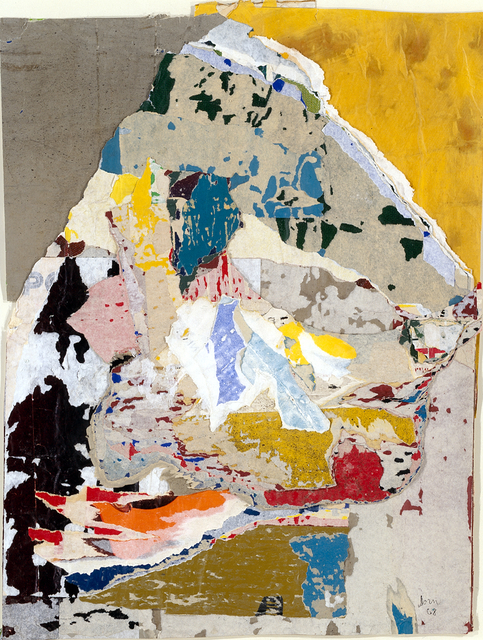 , 'Verheißungsvolle Schichten,' 1968, DIE GALERIE
