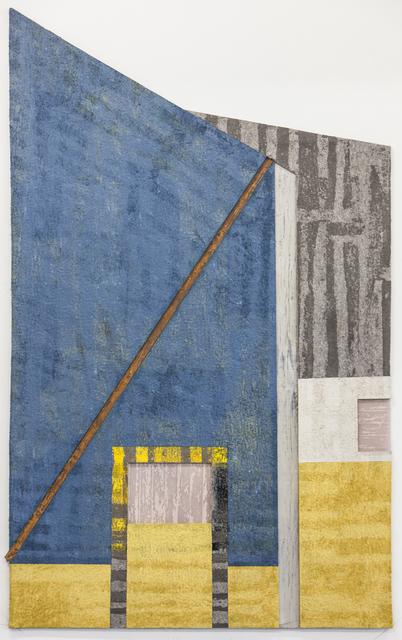 , 'In The Presence of Memory 17,' 2015, Matthew Rachman Gallery