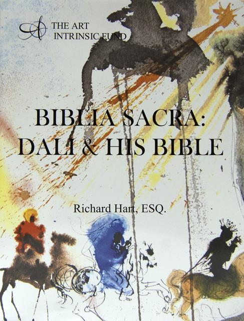 Salvador Dalí, 'BIBLIA SACRA: Dali & His Bible', 2017, Other, Book, Baterbys