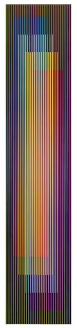 , 'Color Aditivo Serie Larga Panam 2,' 2011, Galería RGR