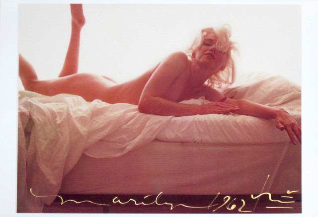 Bert Stern, 'Marilyn in Bed I', 1962/2009, michael lisi / contemporary art