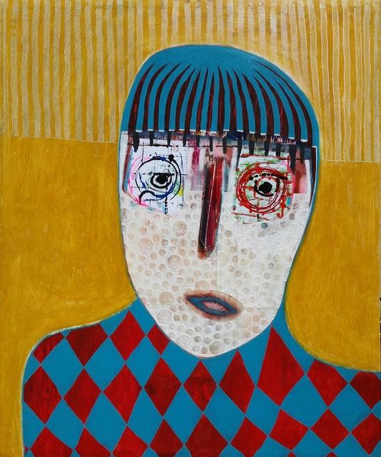 , 'Yellow Portrait ,' 2015, Bryant Toth Fine Art