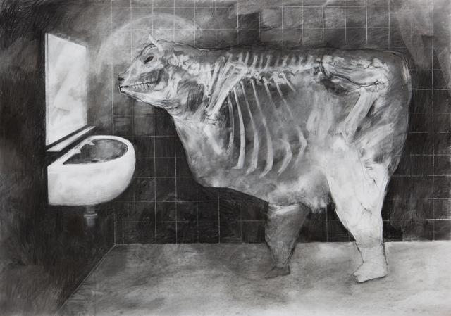 , 'Bathroom Mirror,' 2017, Contemporary Art Platform Kuwait