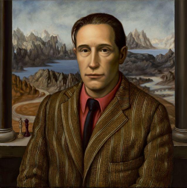 , 'Anachronistic Portrait (Marcel/Da Vinci),' 2016, Galerie de Bellefeuille