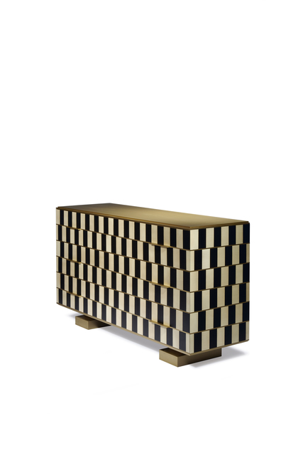 , 'Chest of Drawers Op'Art,' 2015, Galerie Negropontes