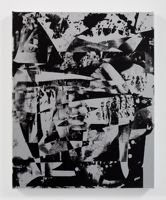 , 'Untitled (#1018),' 2014, Mark Moore Fine Art