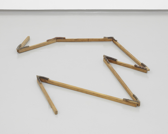 , 'Contorted Positioning F,' 1982, Tomio Koyama Gallery