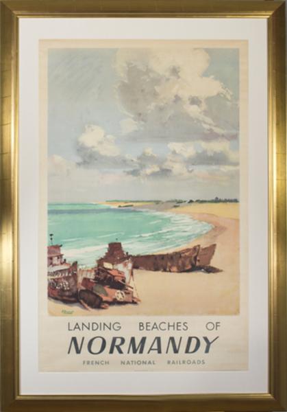 , 'Normandy,' 1947, David Barnett Gallery