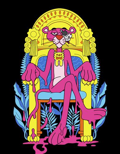 Matt Gondek, 'THE BEST REVENGE PINK', 2018, Dope! Gallery