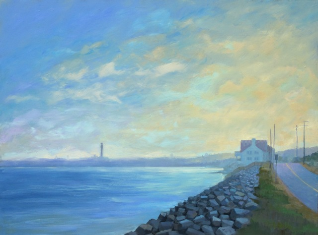 , 'East End Provincetown,' , Addison Art Gallery