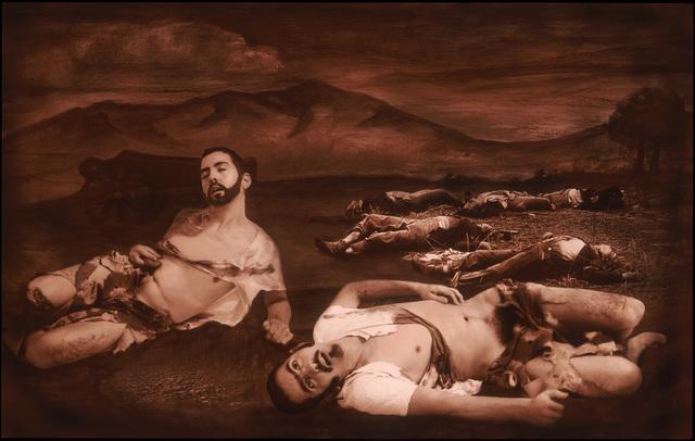 , 'Untitled #7,' 1995, Luis De Jesus Los Angeles