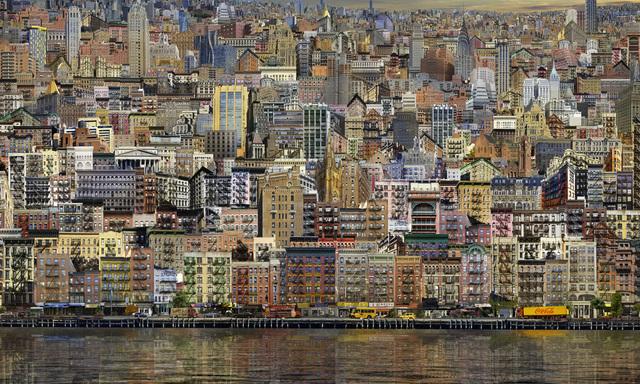 , 'Lower East Side Veduta,' 2014, Waterhouse & Dodd