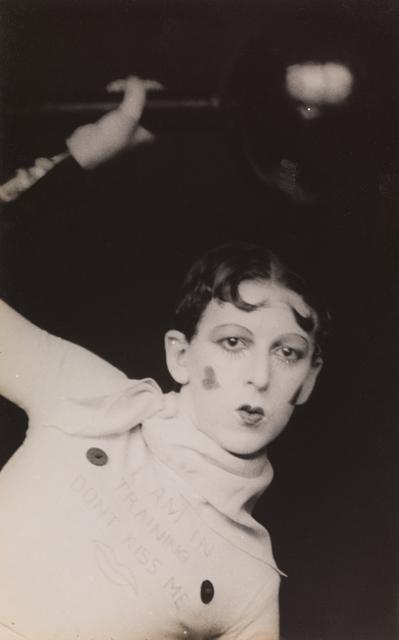 Claude Cahun, 'Untitled', 1927-1929, San Francisco Museum of Modern Art (SFMOMA)